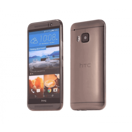 Husa HTC One M9 Ultraslim TPU Gel fumurie