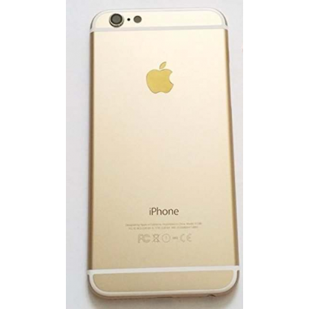 Carcasa Originala completa iphone 6 Gold