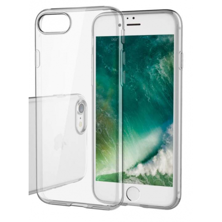 Husa iPhone 7 Ultraslim TPU Gel Transparenta