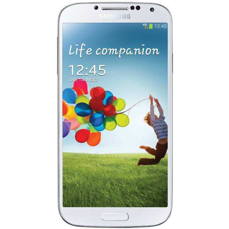 Samsung Galaxy S4 i9505 alb second hand-Telefoane Second Hand