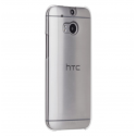 Husa HTC One M8 Ultraslim TPU Gel fumurie