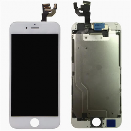 Display complet LCD iPhone 6 Plus alb