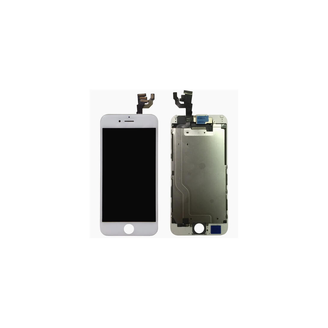 653144a75b3 eTelefon - Display complet iPhone 6 plus alb, pret mic, componente gsm