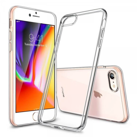 Husa iPhone 8 ultraslim TPU Gel