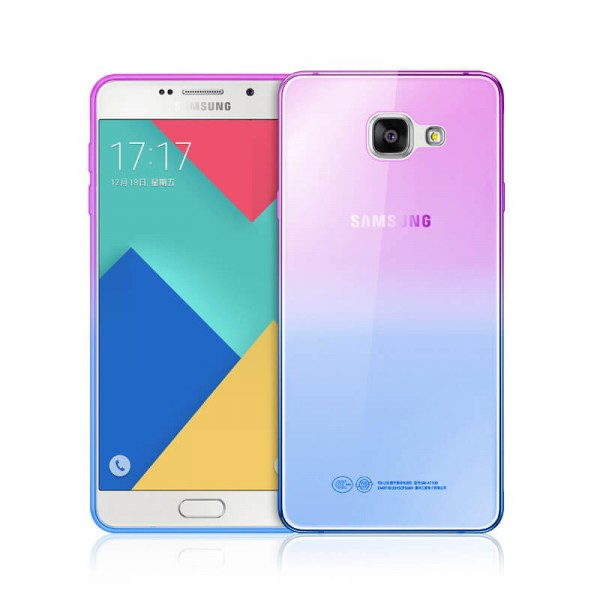 Husa Samsung Galaxy A7 SM-A700F Ultraslim TPU Gel Colorata