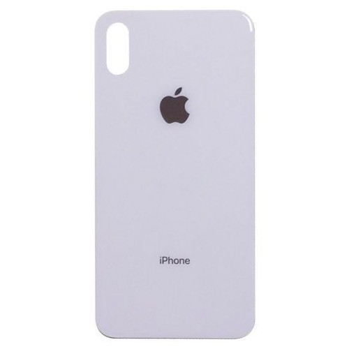 Capac baterie Apple iPhone X alb