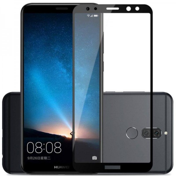 Folie protectie sticla 3D full size Huawei Mate 10 Lite