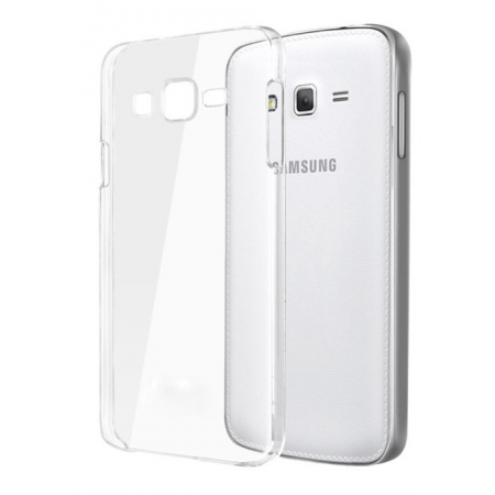 Husa Samsung Galaxy Grand Prime G530 Ultraslim TPU Gel Transparenta