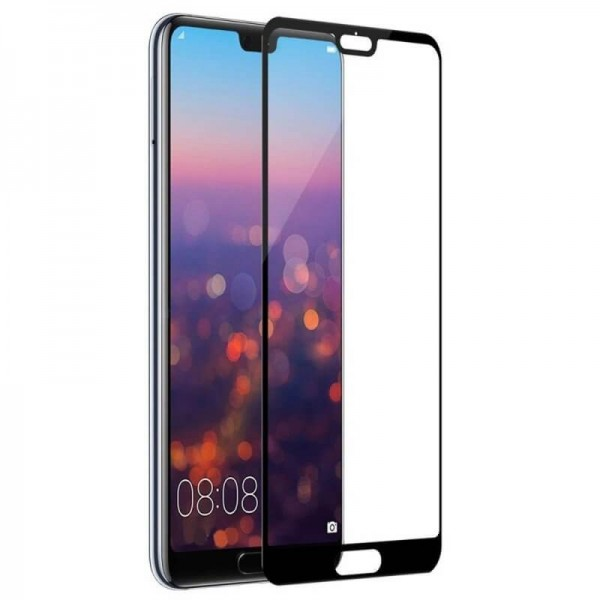 Folie protectie sticla 3D full size Huawei P20