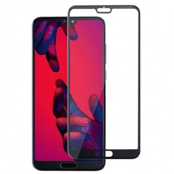 Folie protectie sticla 3D full size Huawei P20 Pro