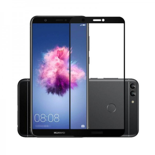 Folie protectie sticla 3D full size Huawei P Smart