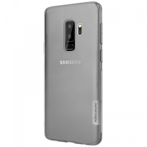 Husa Samsung Galaxy S9 Plus Nillkin nature Gri TPU case