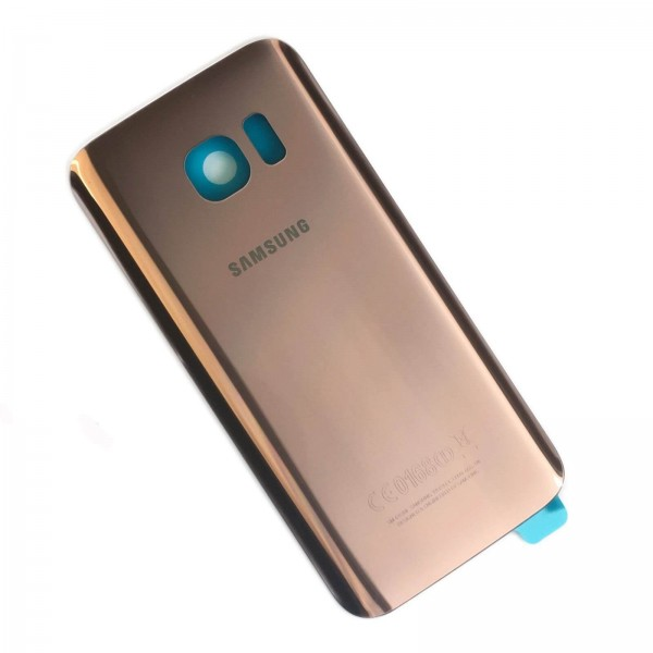 Capac baterie Samsung Galaxy S7 Edge Rose Gold