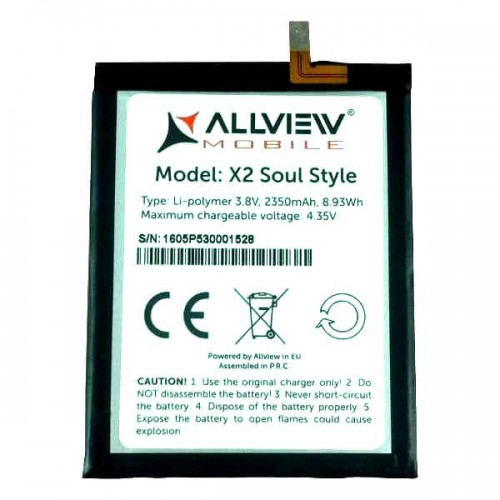 Acumulator baterie Allview X2 Soul Style