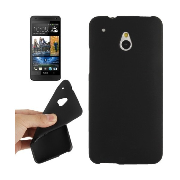 Husa HTC One mini antisoc TPU Gel neagra