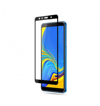 Folie protectie sticla 3D full size Samsung Galaxy A7 2018
