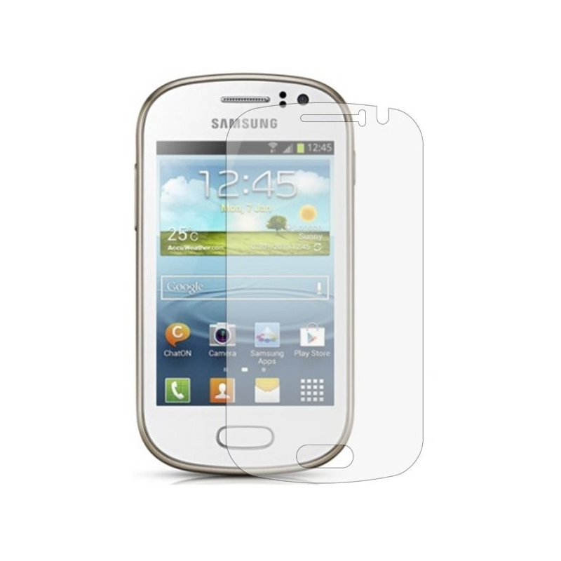 Folie protectie Samsung Galaxy Fame S6810