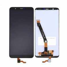 Ecran display complet Huawei P Smart 2019 negru