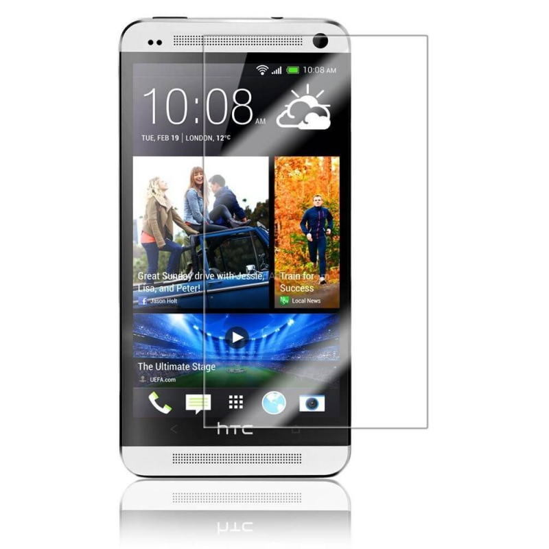 Folie protectie HTC One M7 Transparenta