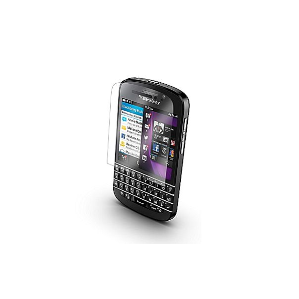 Folie protectie Blackberry Q10 transparenta