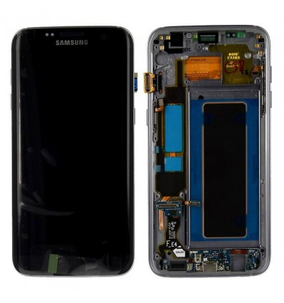 Ecran display complet cu rama Samsung Galaxy S7 EDGE
