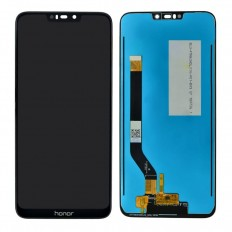 Ecran display complet Huawei Honor 8C negru