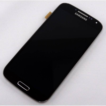 Display LCD Samsung Galaxy S4 i9505 albastru Original