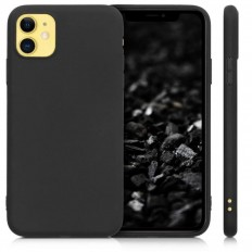 Husa iPhone 11 antisoc TPU Gel neagra