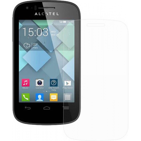 Folie protectie Alcatel Pop C1