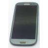 Display LCD Samsung Galaxy S i9300 Titanium Grey Original Complet cu rama