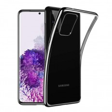 Husa Samsung Galaxy S20 Plus ultraslim transparenta TPU Gel